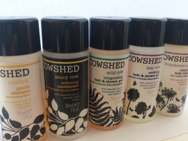 review cowshed