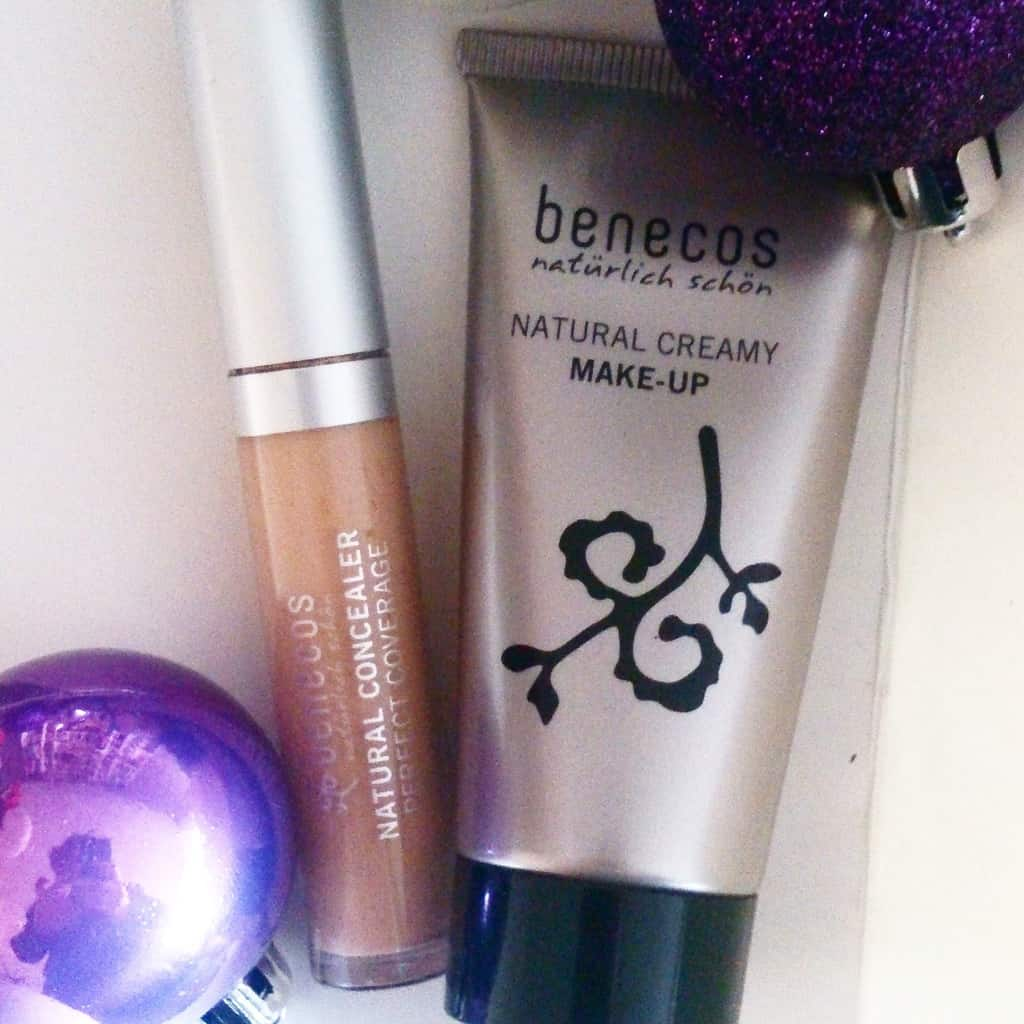 Benecos Foundation Nude + Concealer Light Review