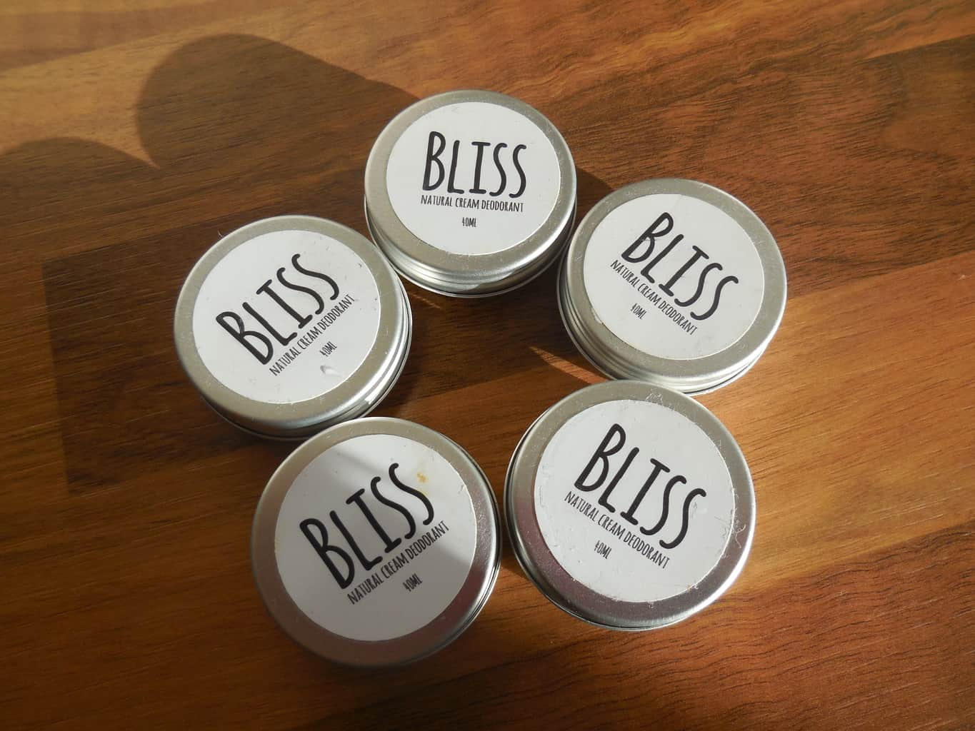 Bliss Deodorant | Greenblush