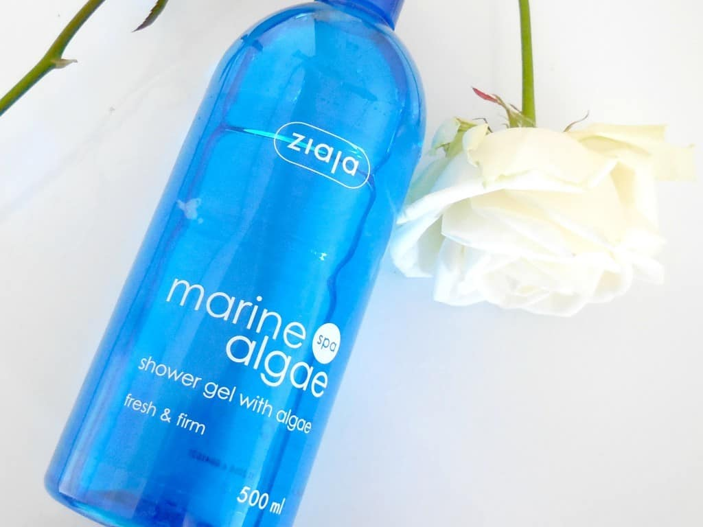 Ziaja Marine Algae Shower Gel