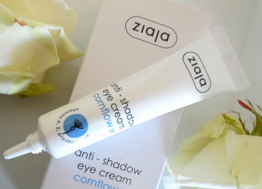 Ziaja Cornflower Anti-Shadow Oogcrème