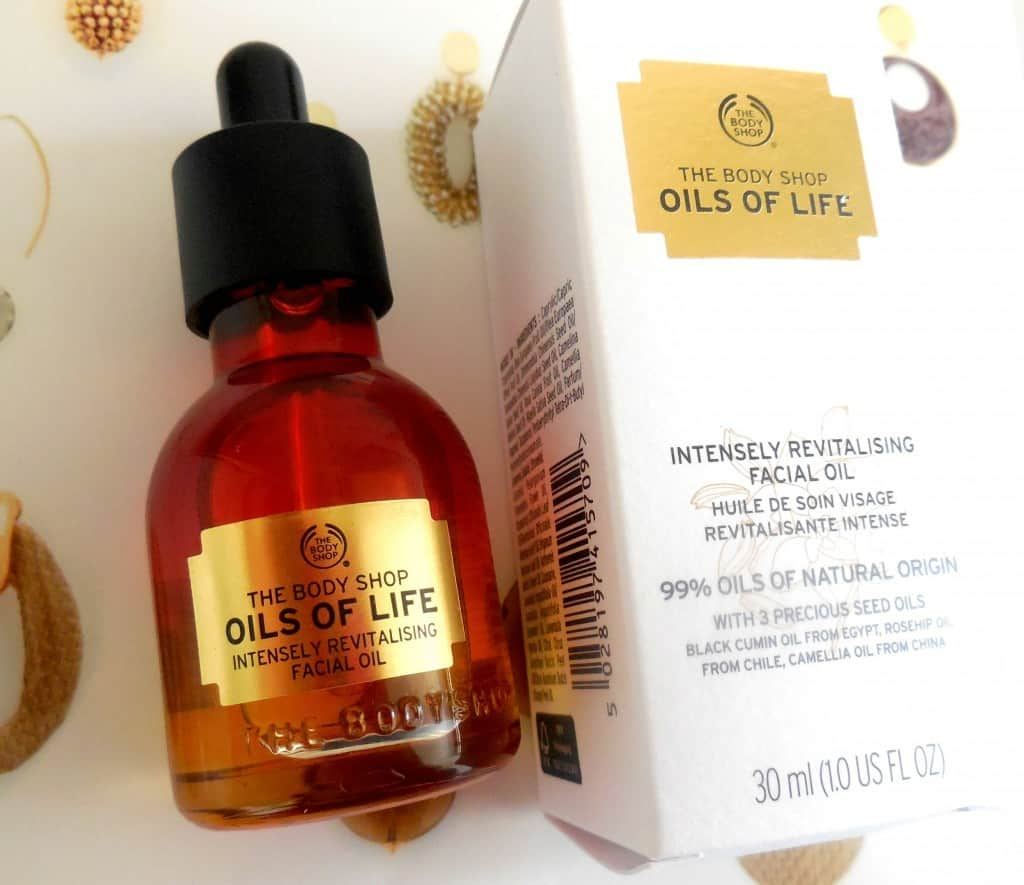 The Body Shop Oils of Life Intensely Revitalising Facial Oil