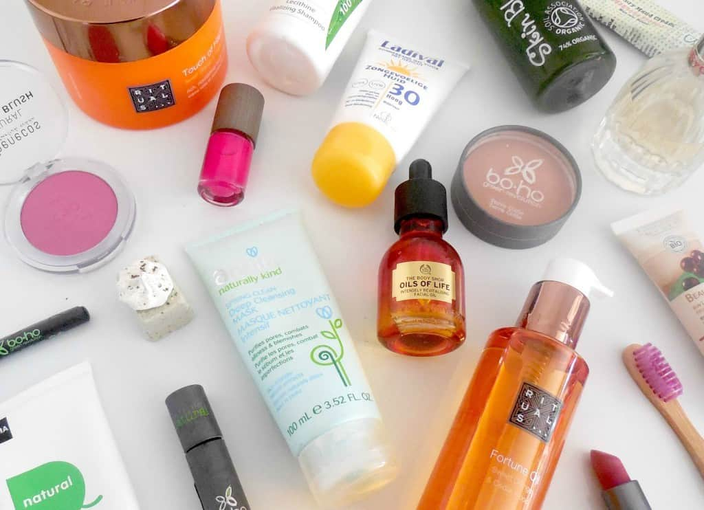 beauty producten van de dag