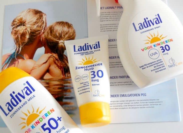 Ladival zonnebrandcrème