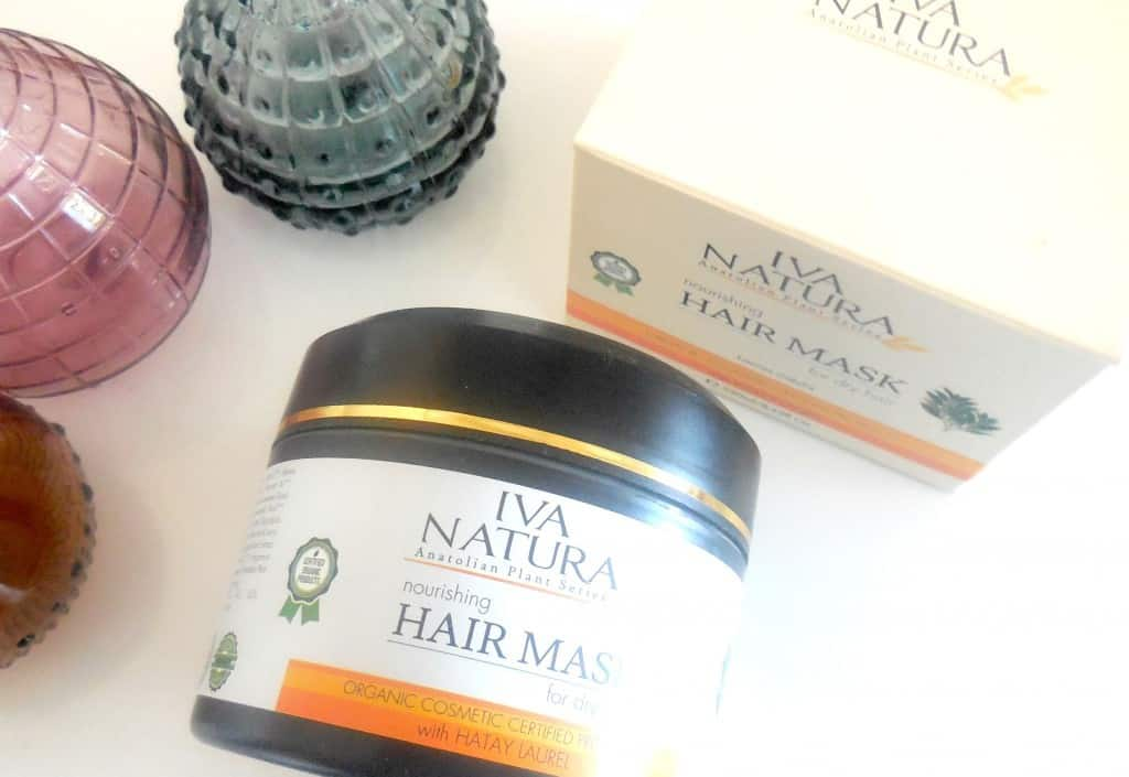Iva Natura Nourishing Hair Mask