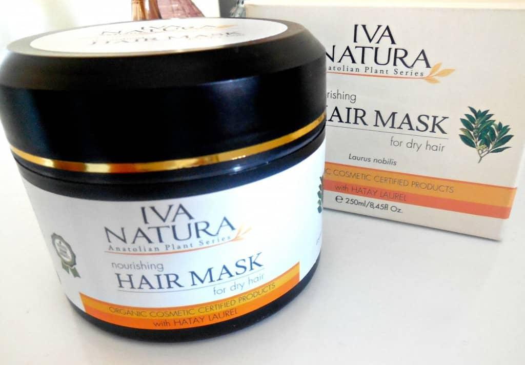 Iva Natura Nourishing Hair Mask