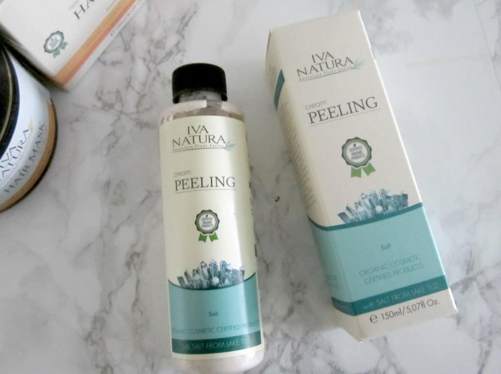 Iva Natura Cream Peeling