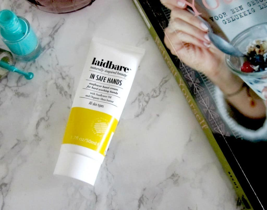 Laidbare In Safe Hands Handcream