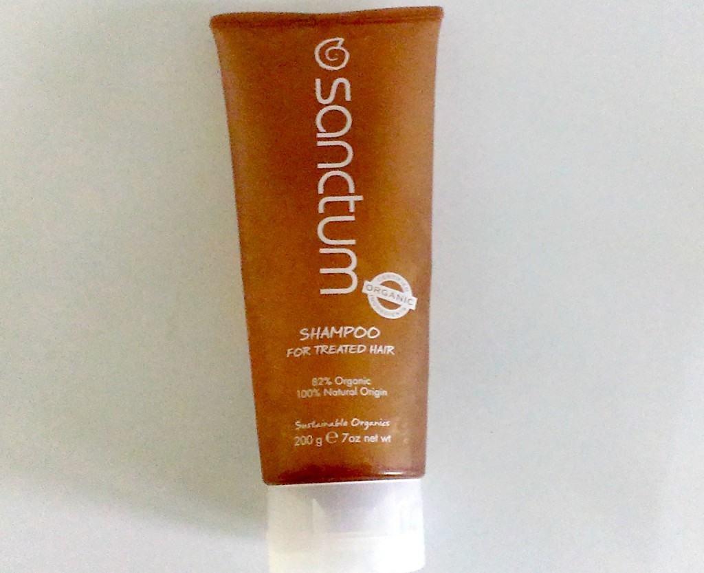 sanctum shampoo