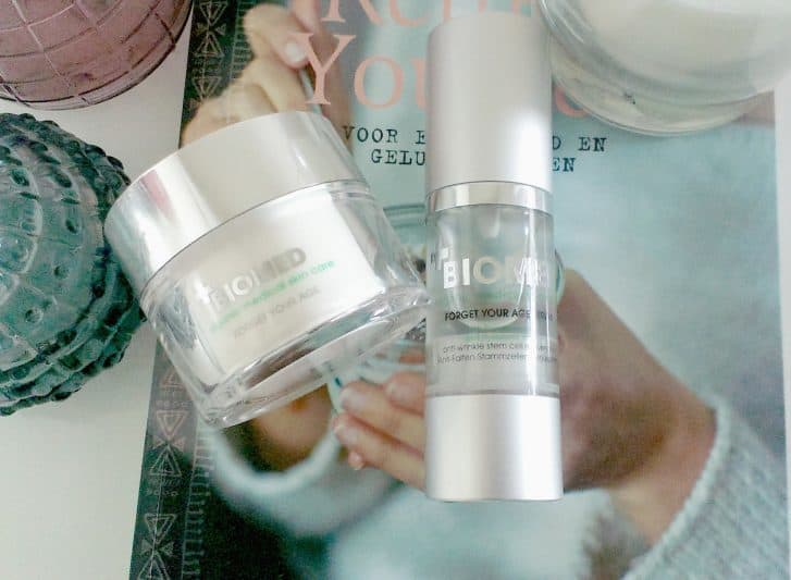 biomed forget your age serum & cream