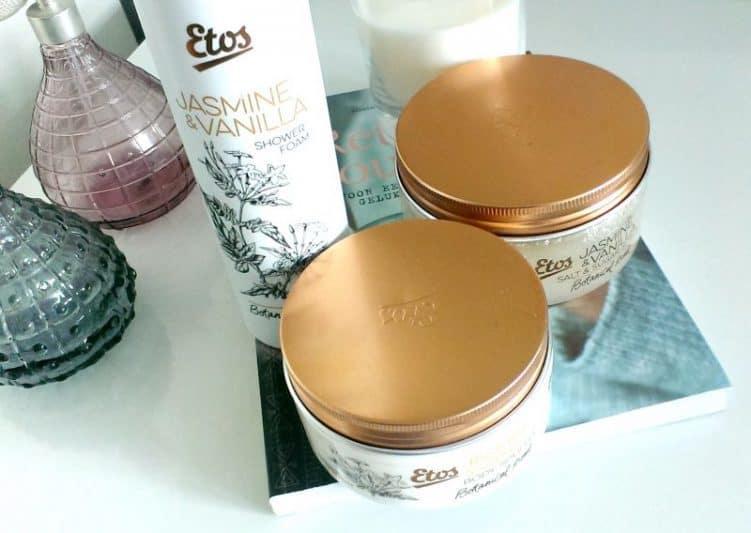 Etos Botanical Boost Jasmine & Vanilla