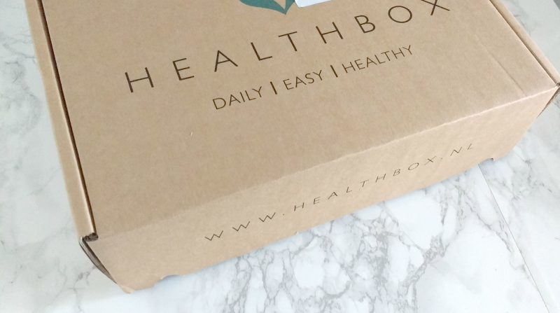 Unboxing Healthbox Royal Treatment