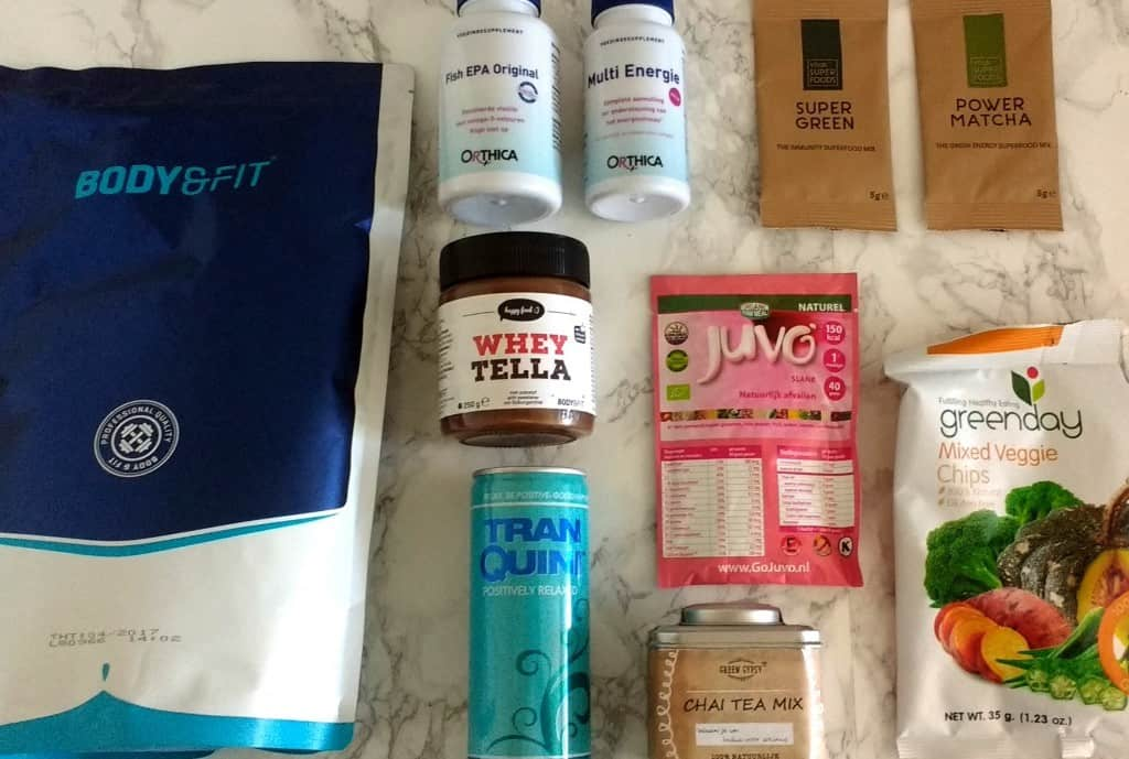 Healthbox Mei Go With The Flow