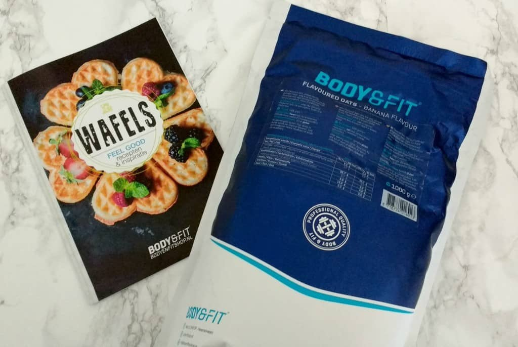 Body & Fit Flavoured Oats
