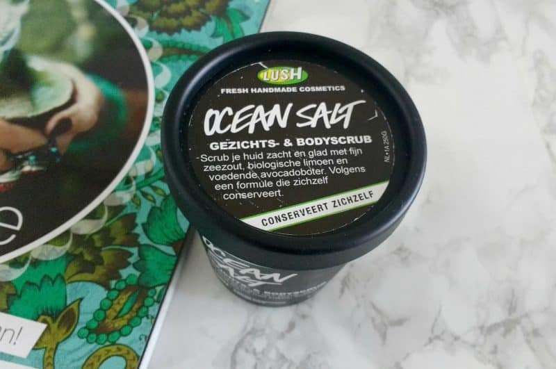 Lush Ocean Salt Review