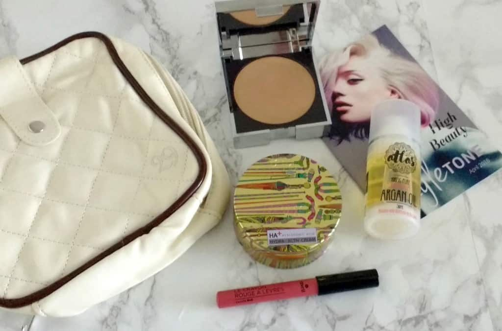 Styletone Box April 2016