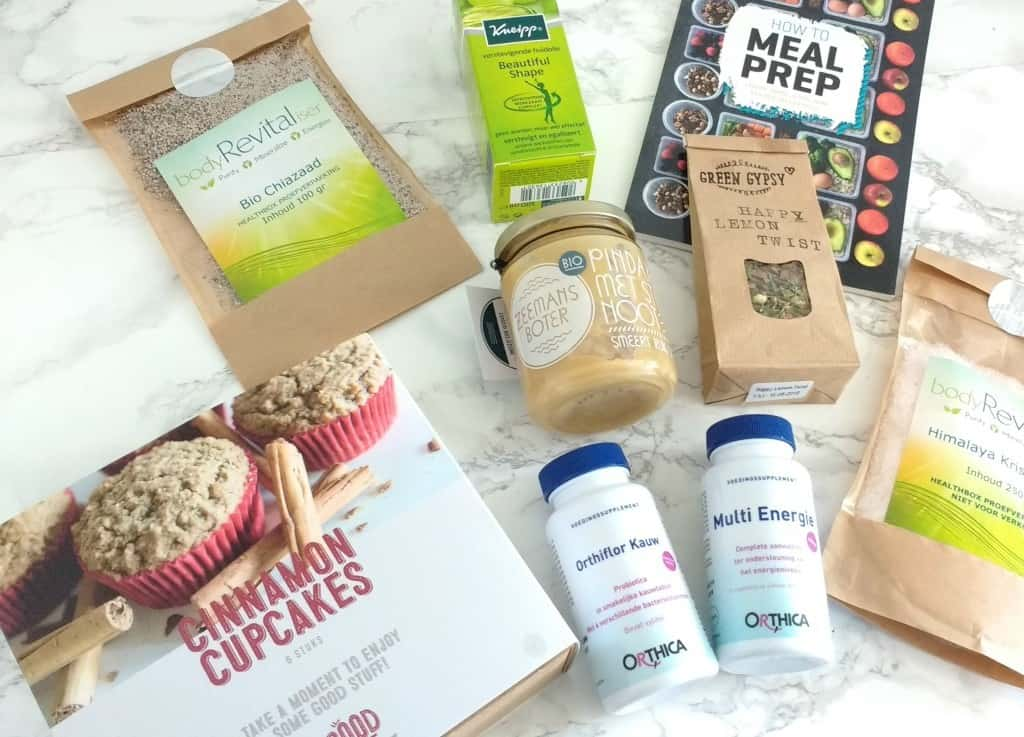 healthbox juni | in love with health editie | greenblush