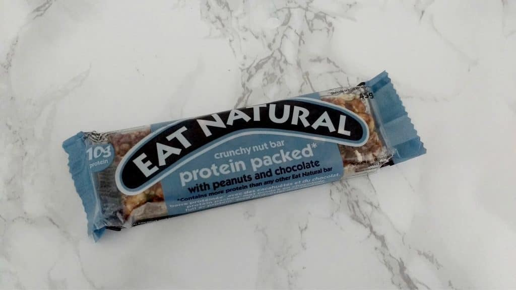 Healthbox Protein packed bar