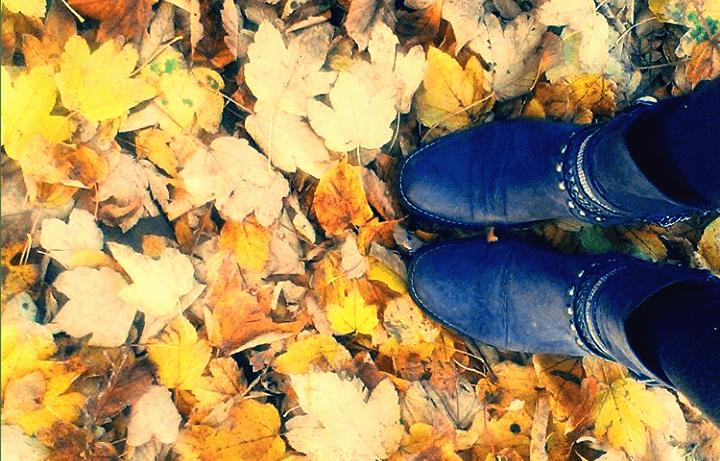 positieve kanten van de herfst