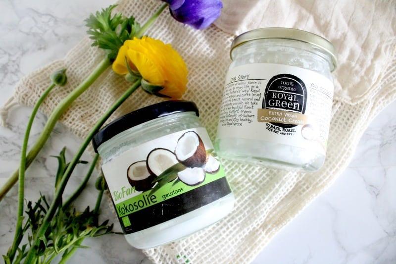 kokosolie voor je huid
