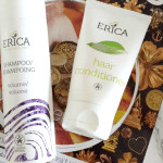 Erica volume shampoo & conditioner review