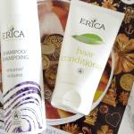 Erica volume shampoo & conditioner review
