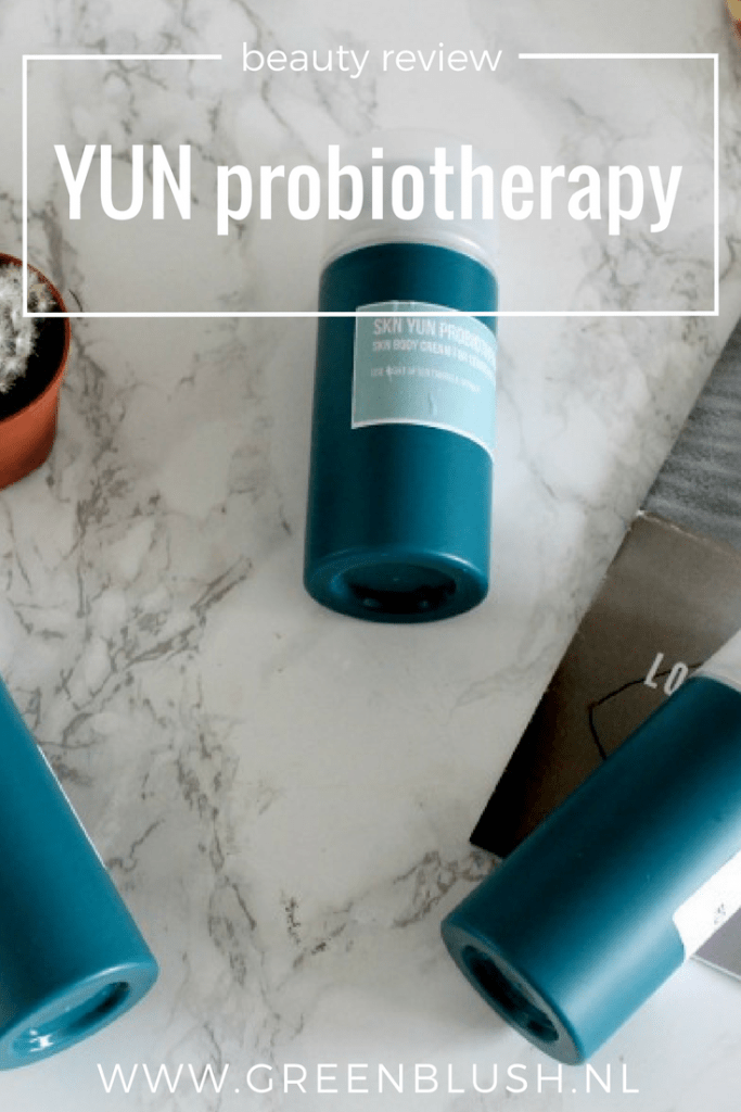 YUN probiotherapy review