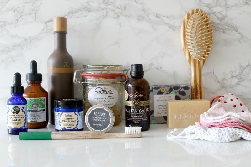 plastic-arme beautyproducten
