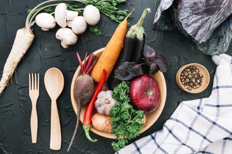 vegan maaltijdbox