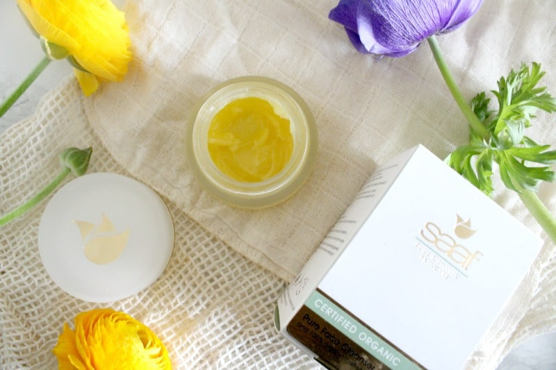 Saaf cleansing balm