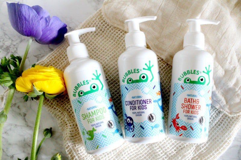 bubbles bodycare: natuurlijke verzorging voor kids