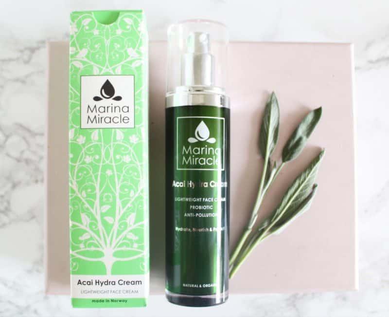 Marina Miracle Acai Hydra Cream