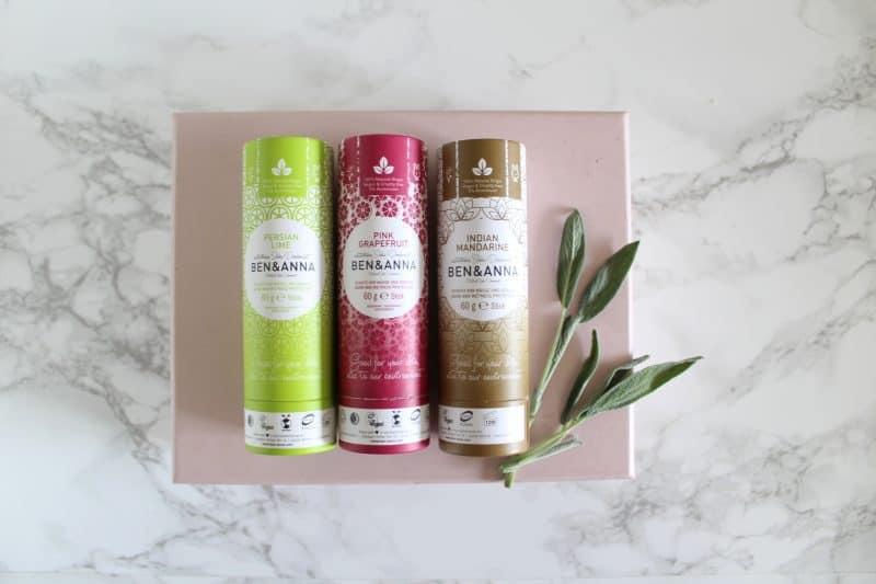 Ben & Anna deodorant review