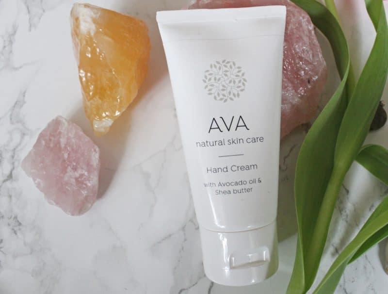 Natuurlijke handcreme: Ava Natural Skin Care