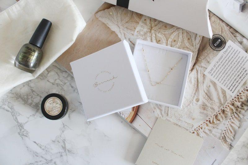 Isabel Bernard minimalistische sieraden