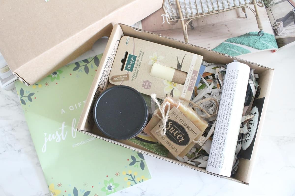 Beautybox Box by Shine