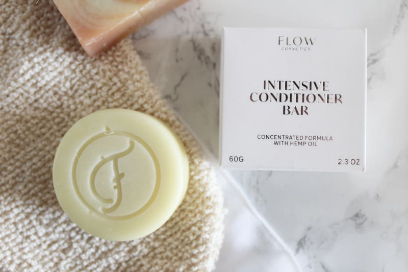 flow cosmetics conditioner bar
