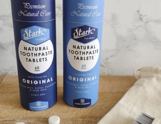 starks tandpasta tabletten