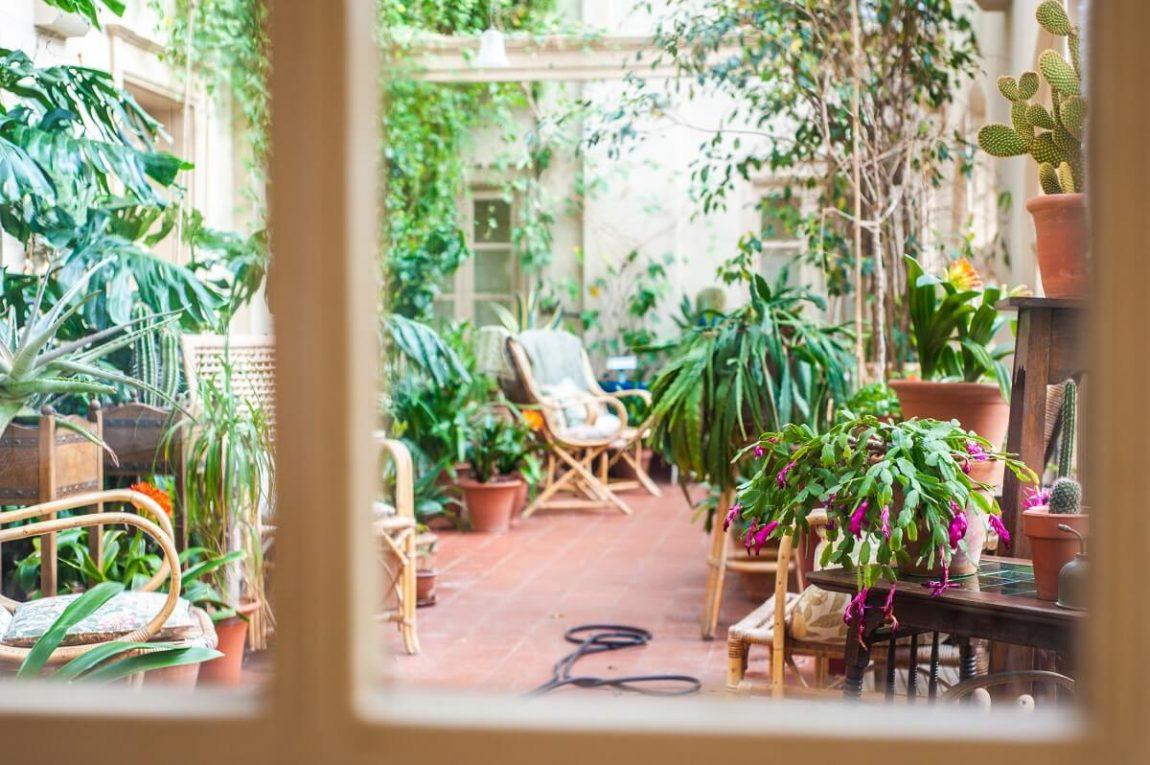 ecotuin duurzame tuin balkon